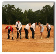 CMVFR Ground Breaking